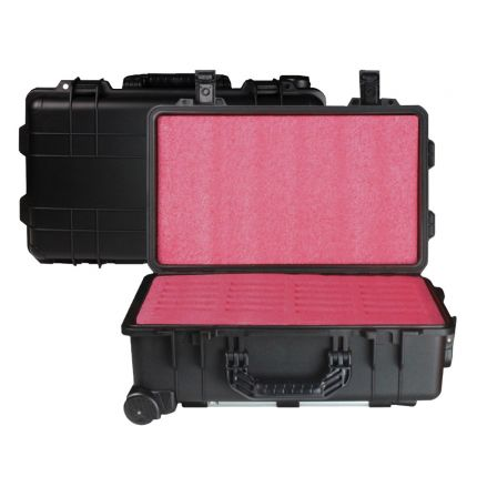 SiForce L20 Hard Drive Transport Case - Fits 20 x 3.5 inch Hard Drives