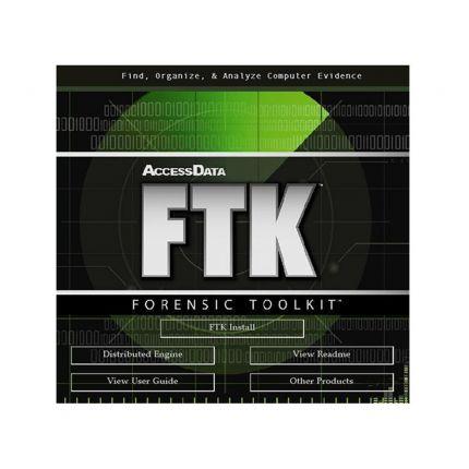 Forensic Tool Kit (FTK)