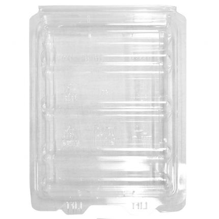 Plastic ESD Clamshell Case for 3.5