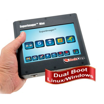 MediaClone SuperImager 7 Inch Mini Gen 2 with i7 Mobile CPU