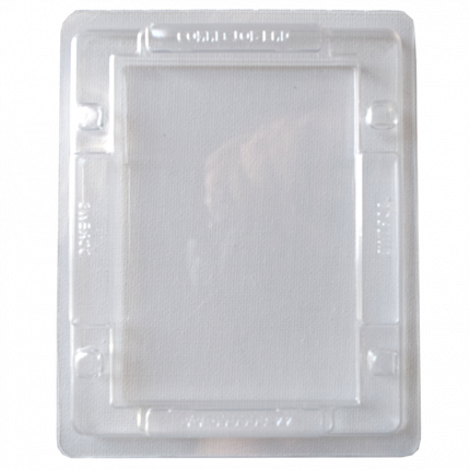 Plastic ESD Clamshell Case for 2.5