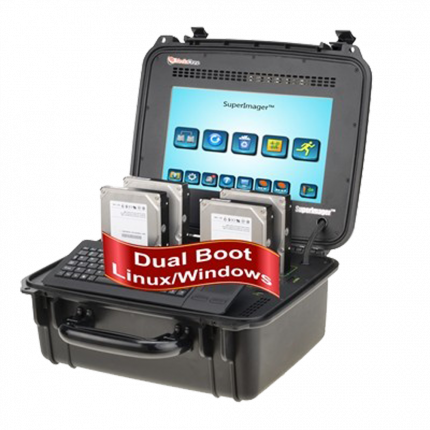 MediaClone SuperImager Rugged 12 Inch Touch Screen
