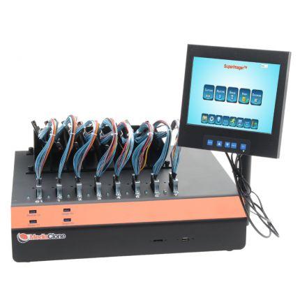 MediaClone SuperImager Plus Desktop NVMe Gen-3 Forensic Lab Unit