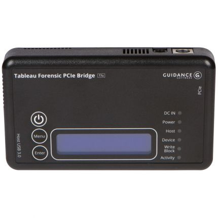 Tableau Forensic PCIE Bridge T7u (TK7U) (TK7U+) (TK7U + 3-PC-ADAPTER-BNDLB)