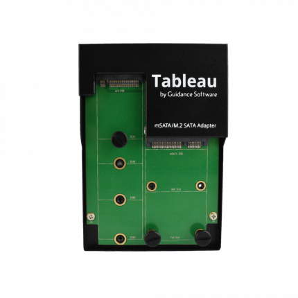 Tableau New Adapter Bundle
