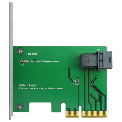 U.2 PCIe Adapter X4